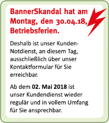 Info fahnenskandal.de